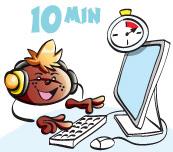 Jouer 10 minutes par jour